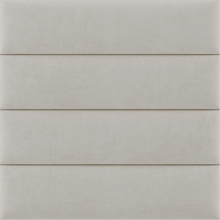 Panneaux tête de lit beige